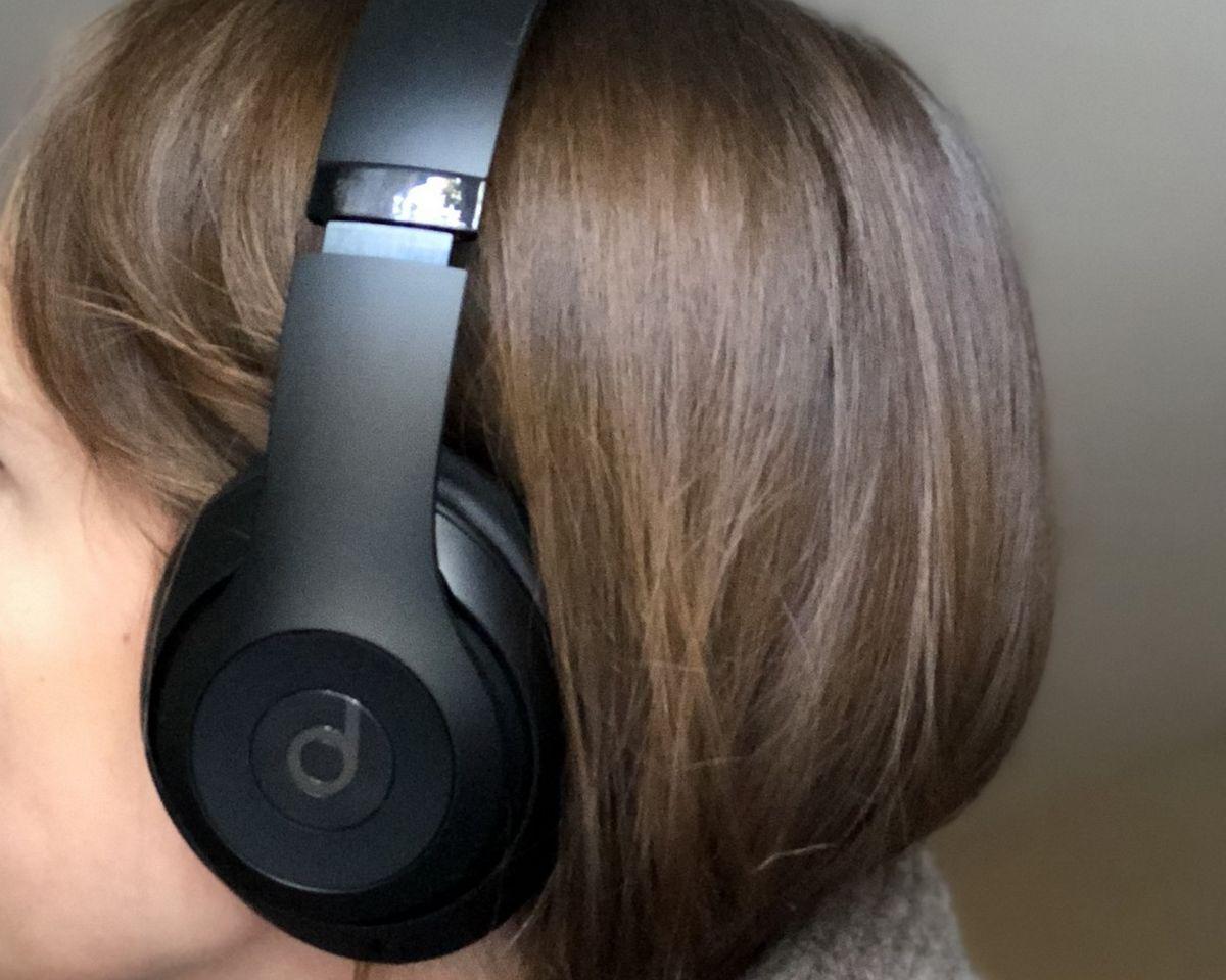 Beats Studio 3 – Réduction de bruit