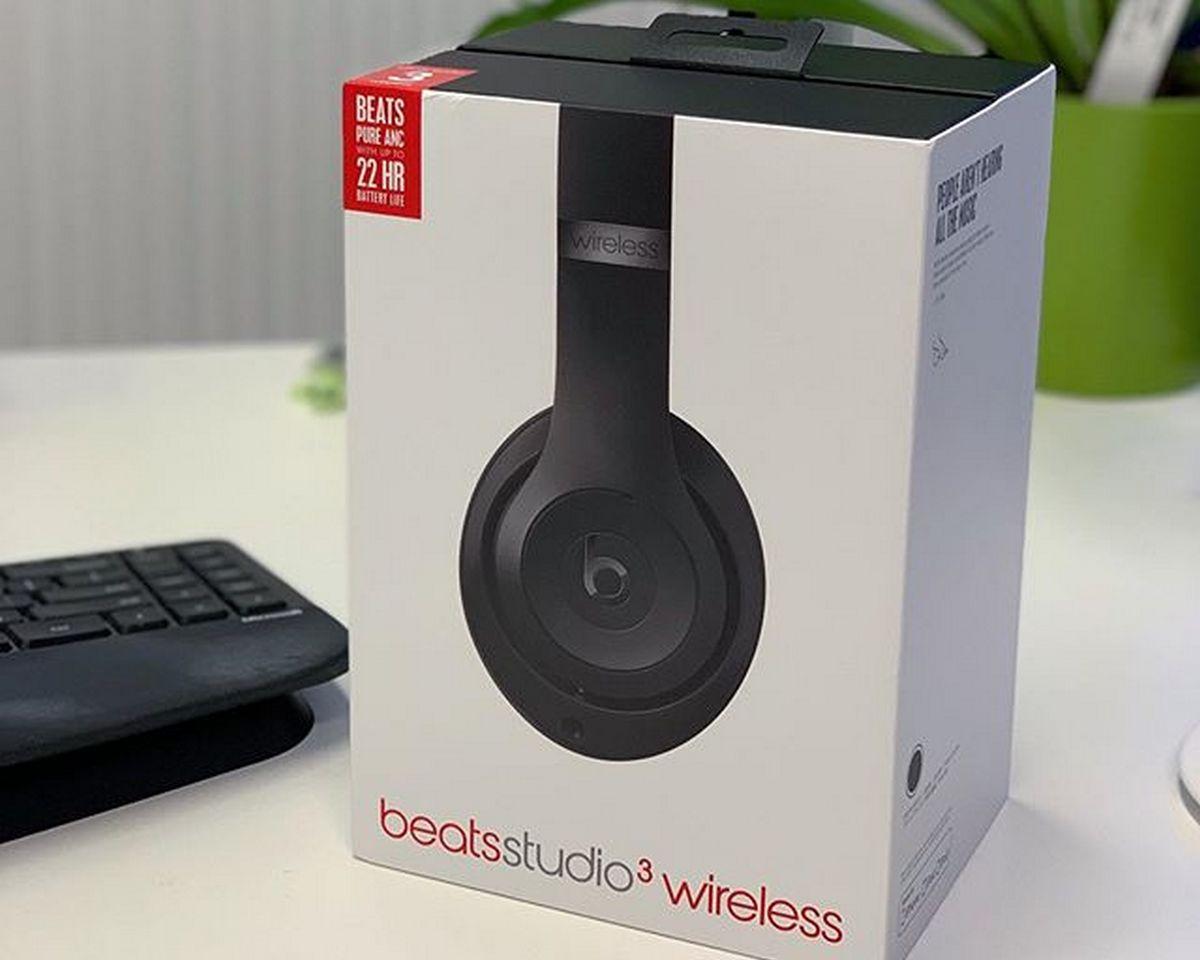 Beats Studio 3 - Test