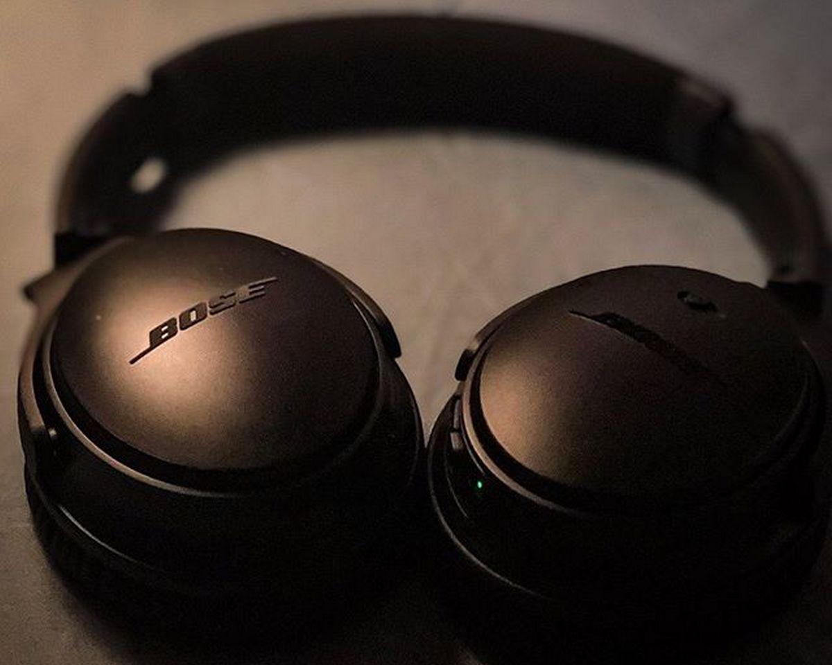 Bose QuietComfort 35 II - Design