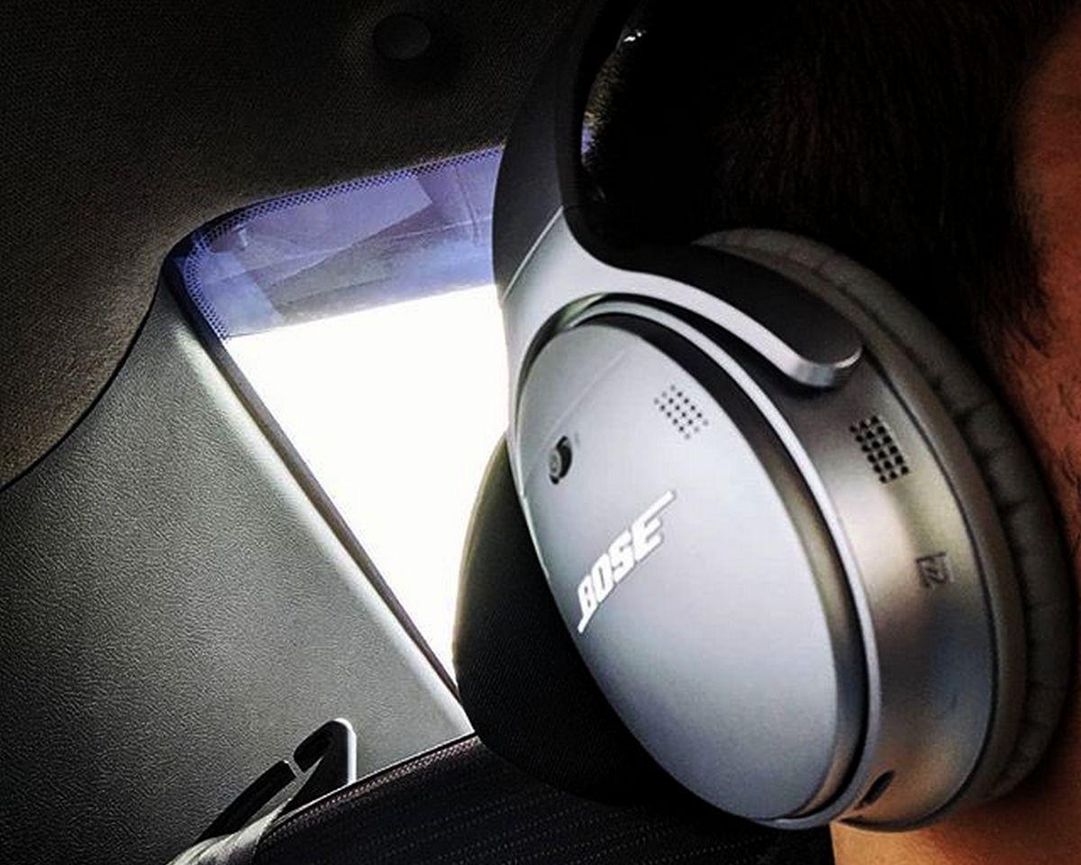 Bose QuietComfort 35 II - Réduction de bruit