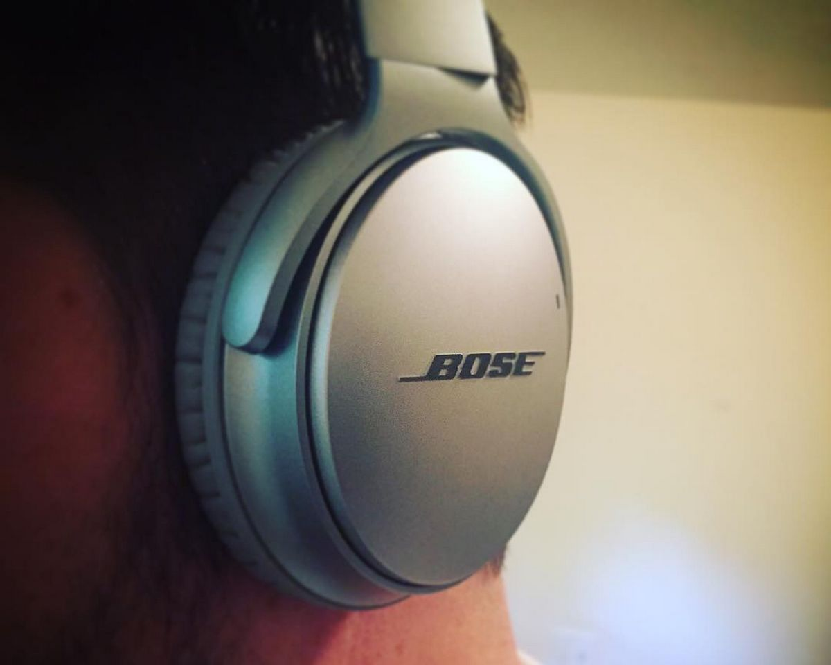Bose QuietComfort 35 - Réduction de bruit