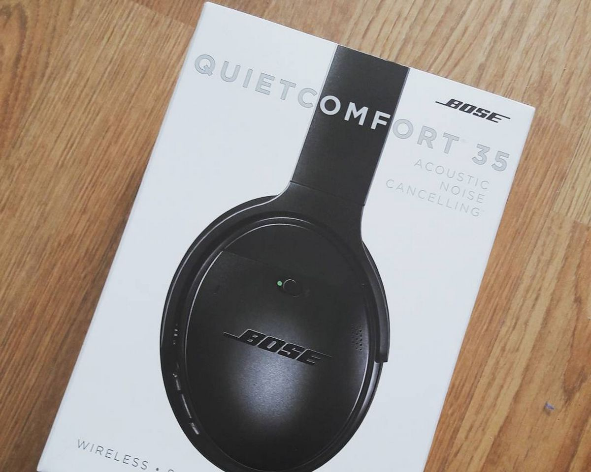 Bose QuietComfort 35 - Test
