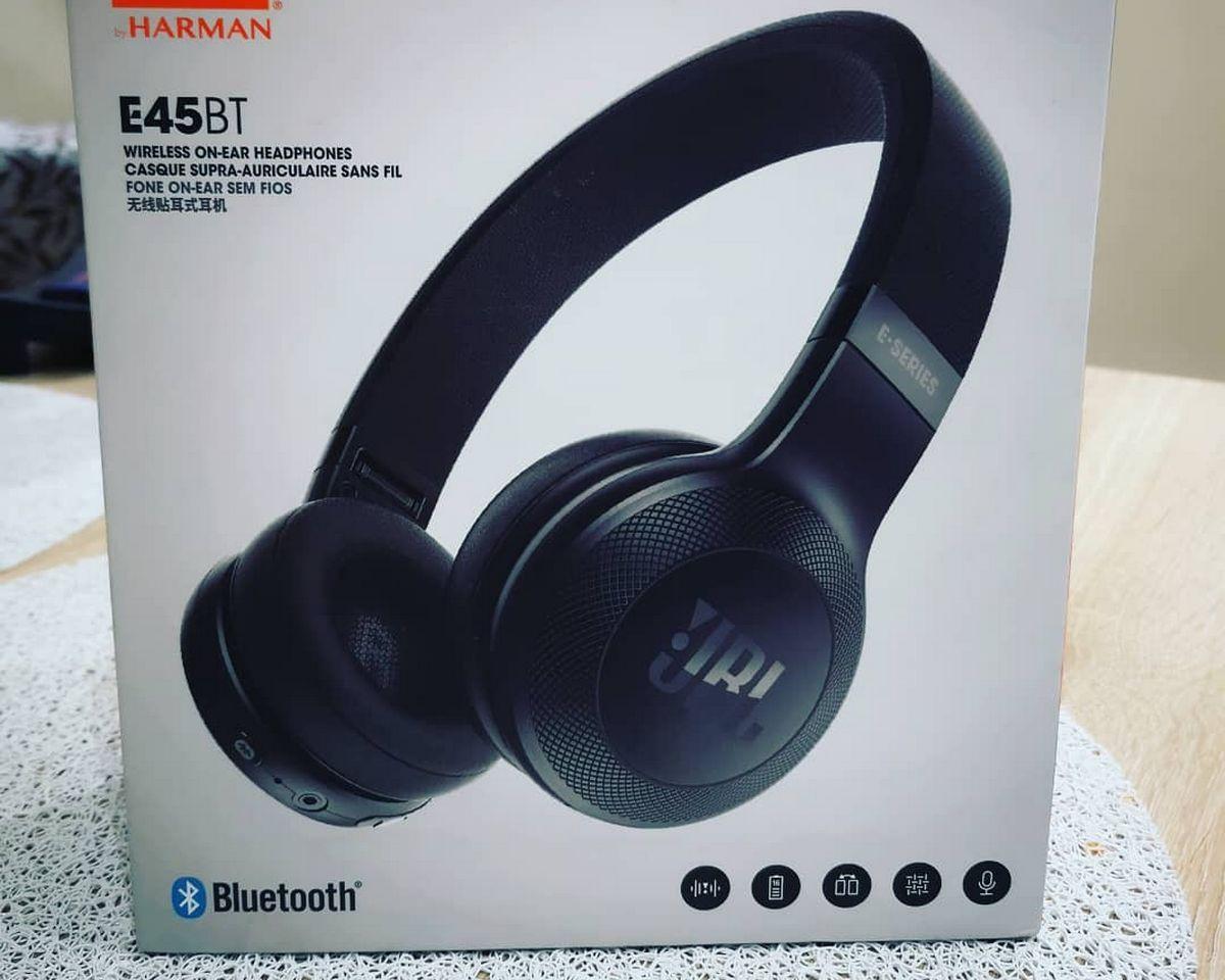 casque audio jbl e45bt microphone