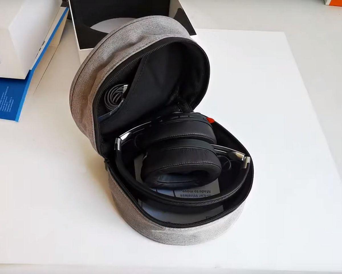 Sennheiser Momentum Wireless - Accessoires