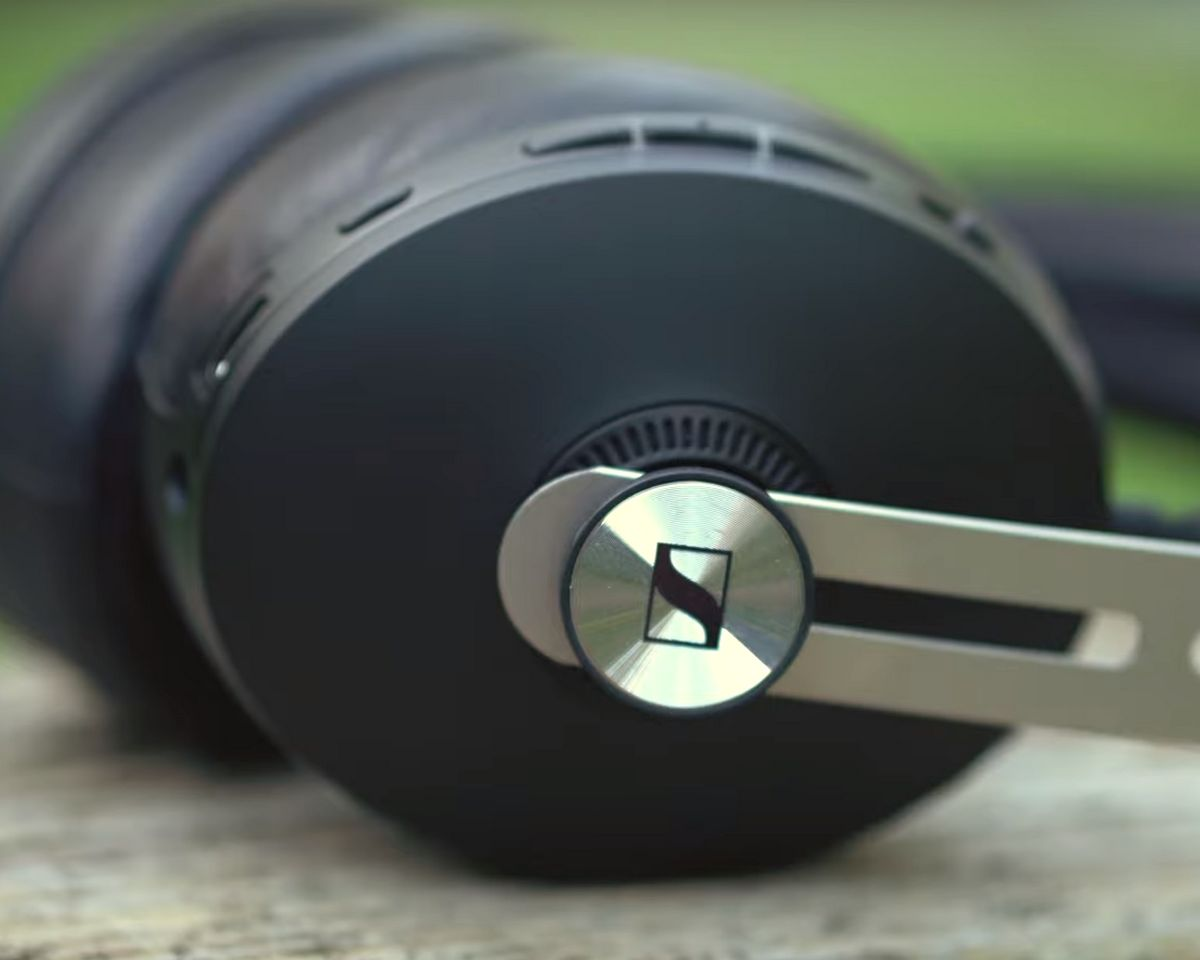 Sennheiser Momentum Wireless - Design