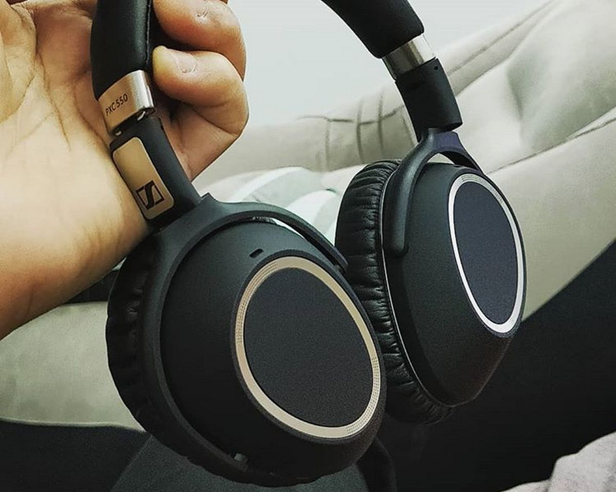 Sennheiser PXC 550 - Réduction de bruit