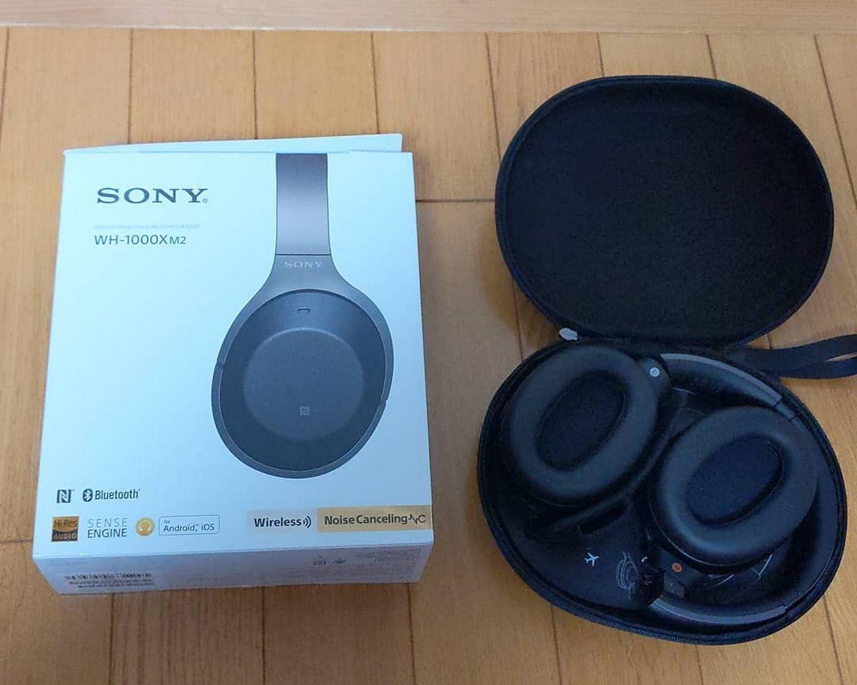 Sony WH-1000XM2 - Test