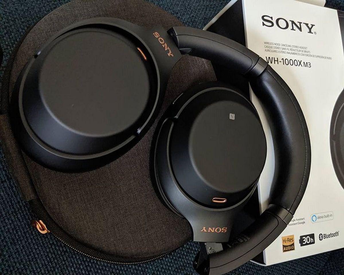 Sony WH-1000XM3 - Test