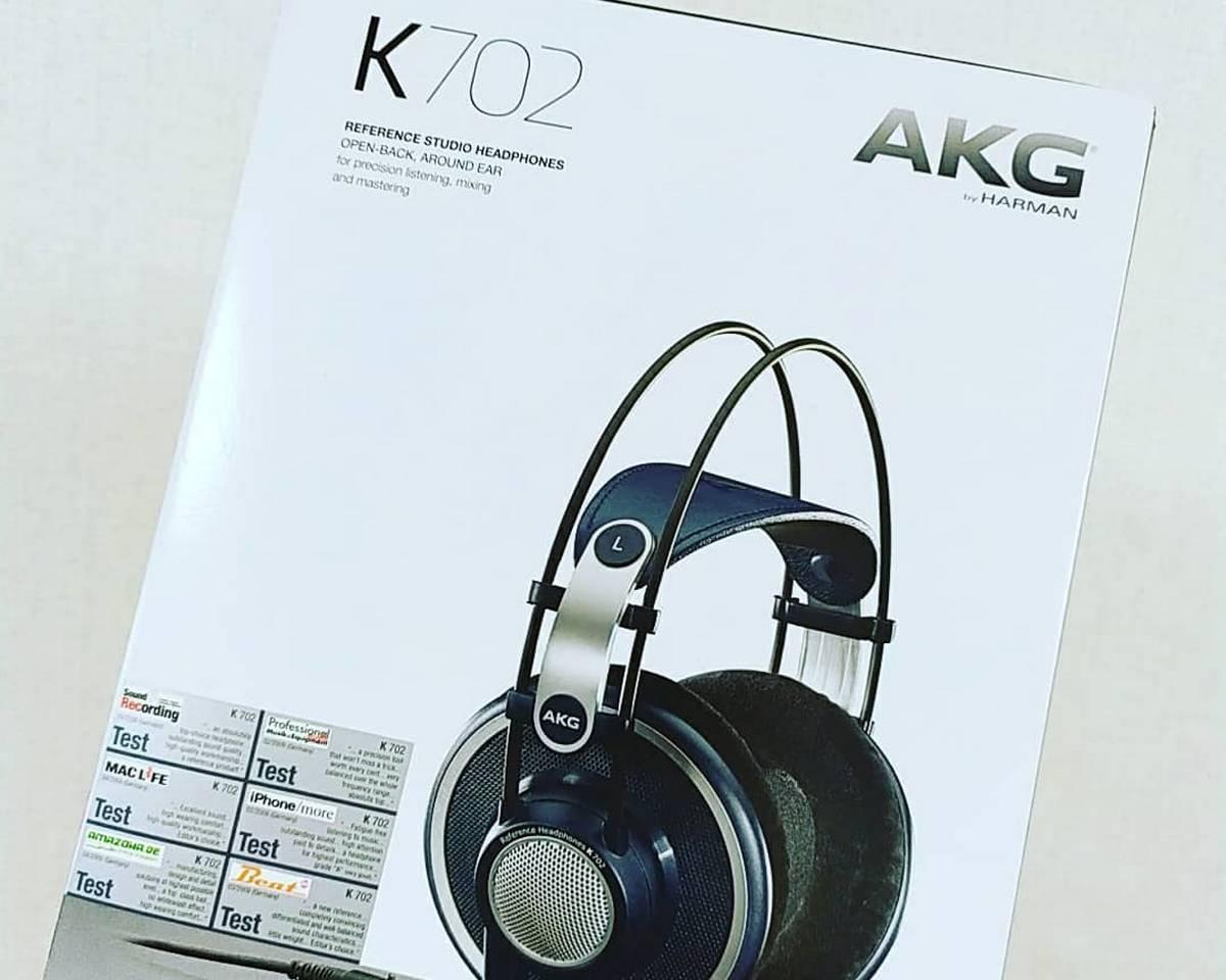 AKG K702 - Test