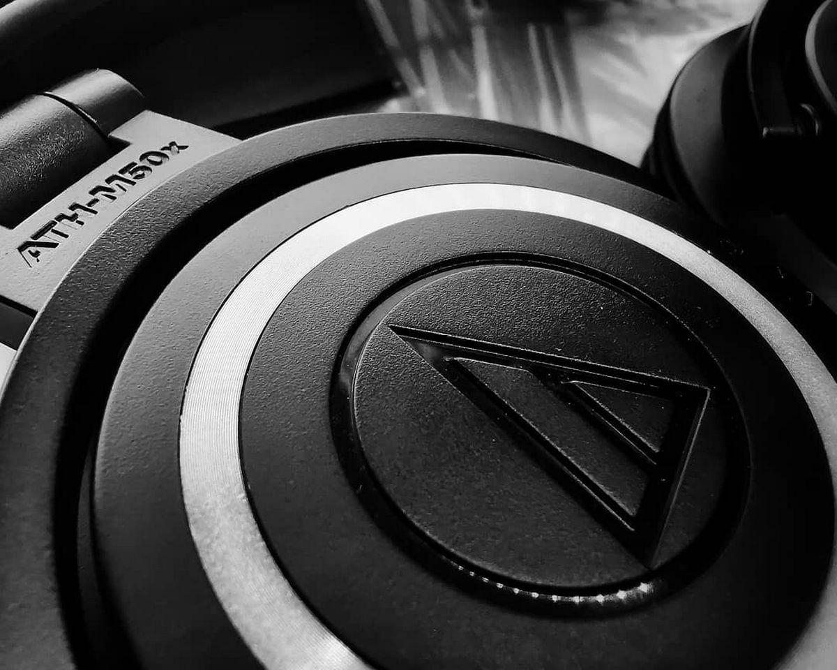 Audio-Technica ATH-M50x - Design