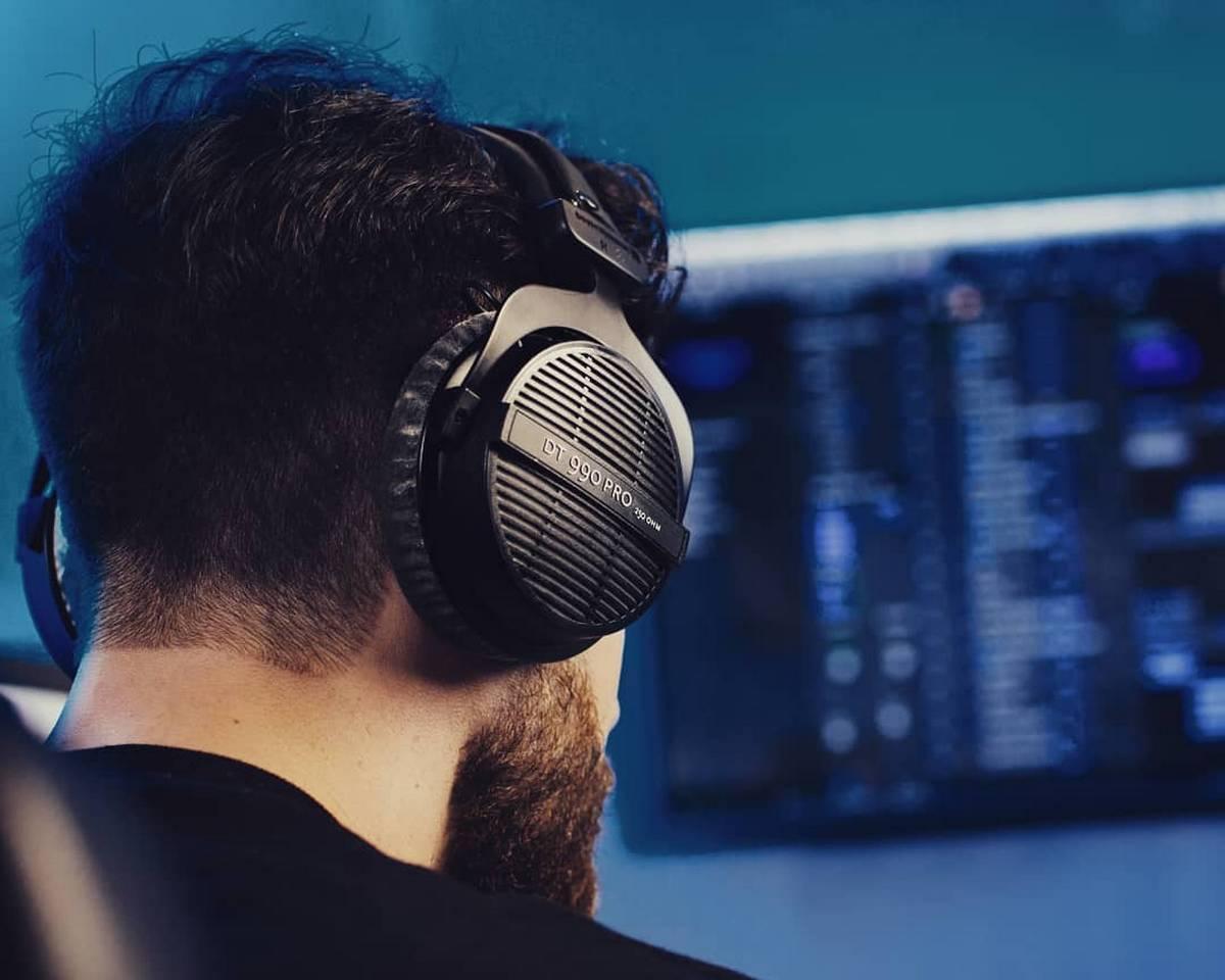 Beyerdynamic DT 990 Pro - Réduction de bruit