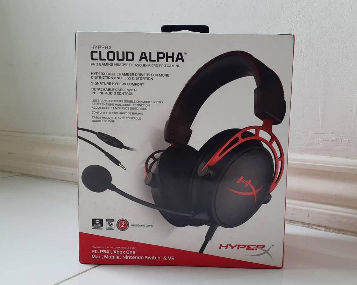 comparaison casque hyperx cloud ii et cloud alpha
