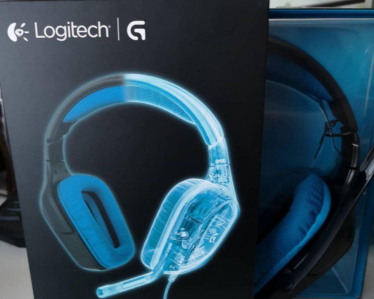 Logitech G430 - Test
