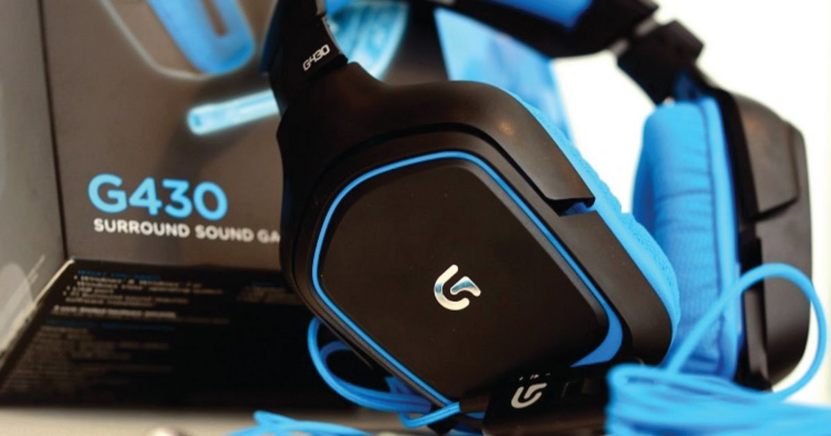 problème son casque logitech g430