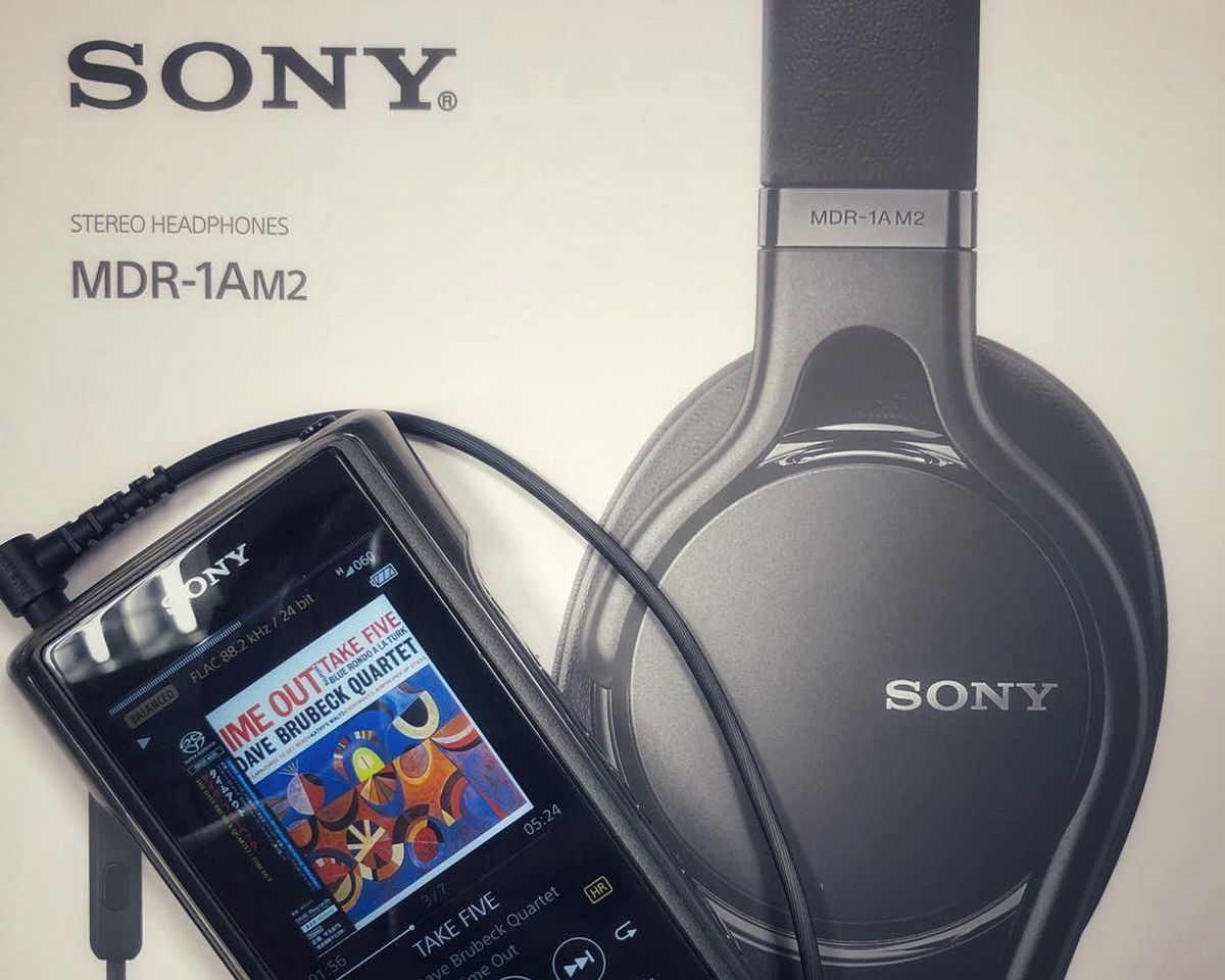Sony MDR 1AM2 - Test