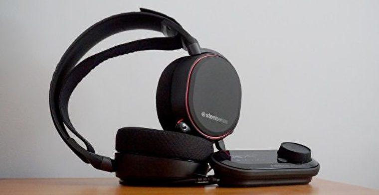 SteelSeries Arctis Pro - Microphone