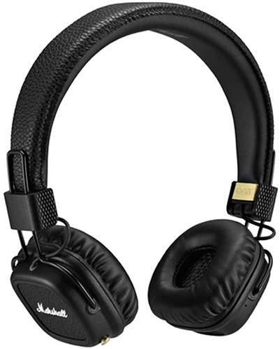 Marshall Major II Bluetooth On-Ear Headphones