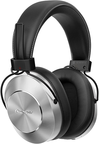 Pioneer Bluetooth and High-Resolution Over Ear Wireless Headphone