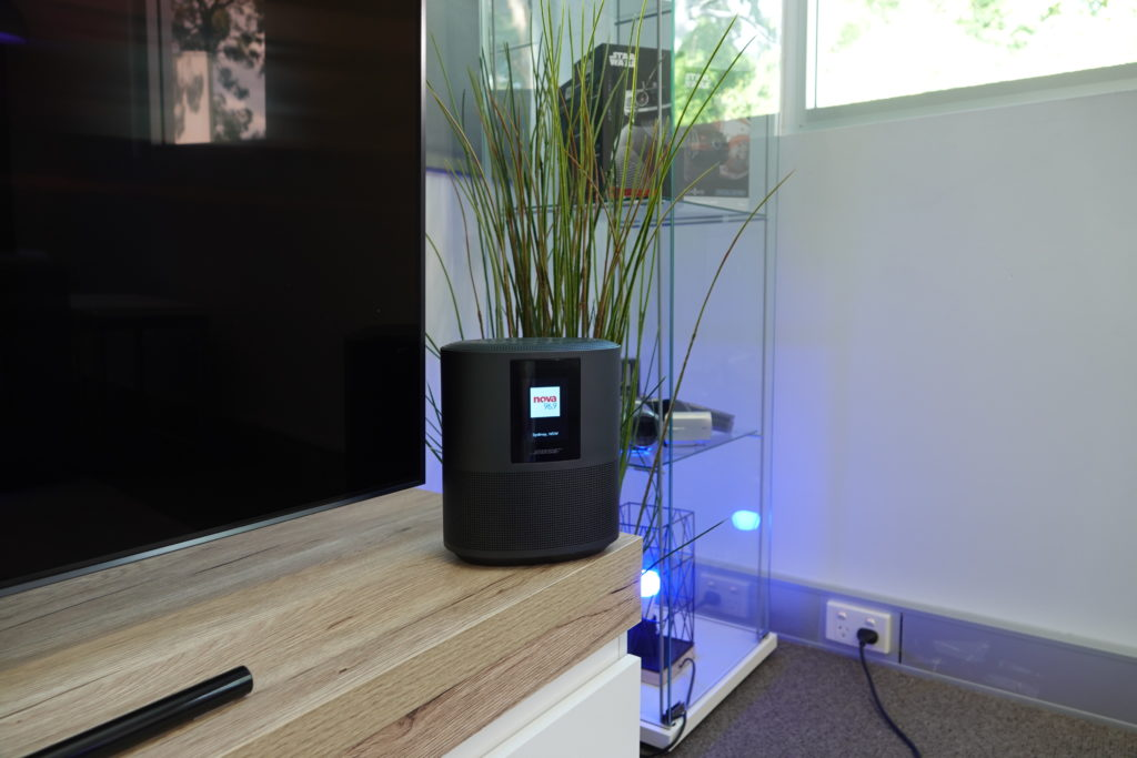 Bose Home Speaker 500 - Verdict.
