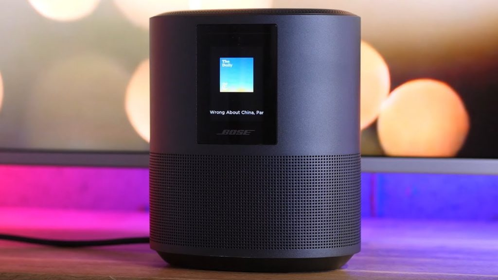 Bose Home Speaker 500 - Test.