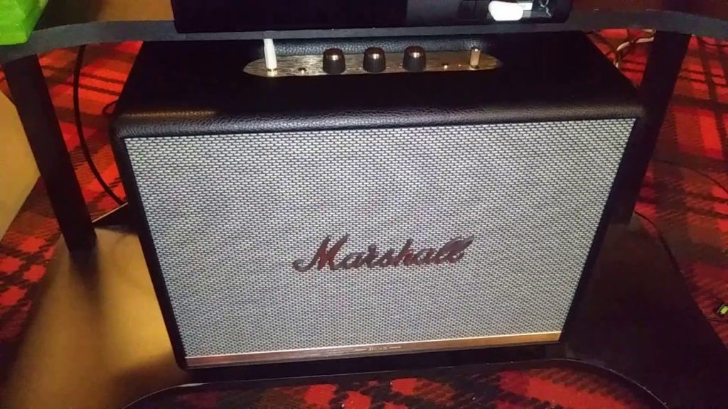 Marshall Woburn 2  - Test.