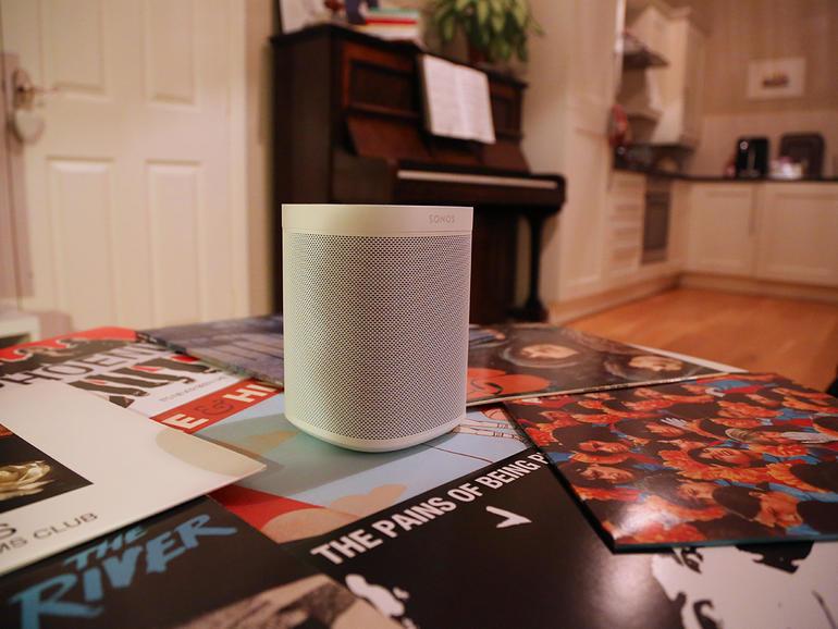 Sonos One - Comparatif.