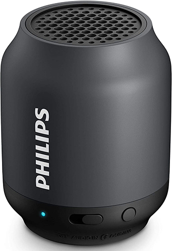 Philips BT50B Mini Enceinte Bluetooth portable
