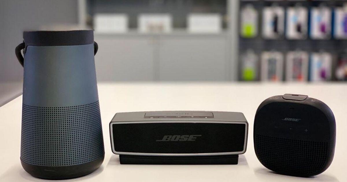 Meilleure enceinte Bluetooth Bose
