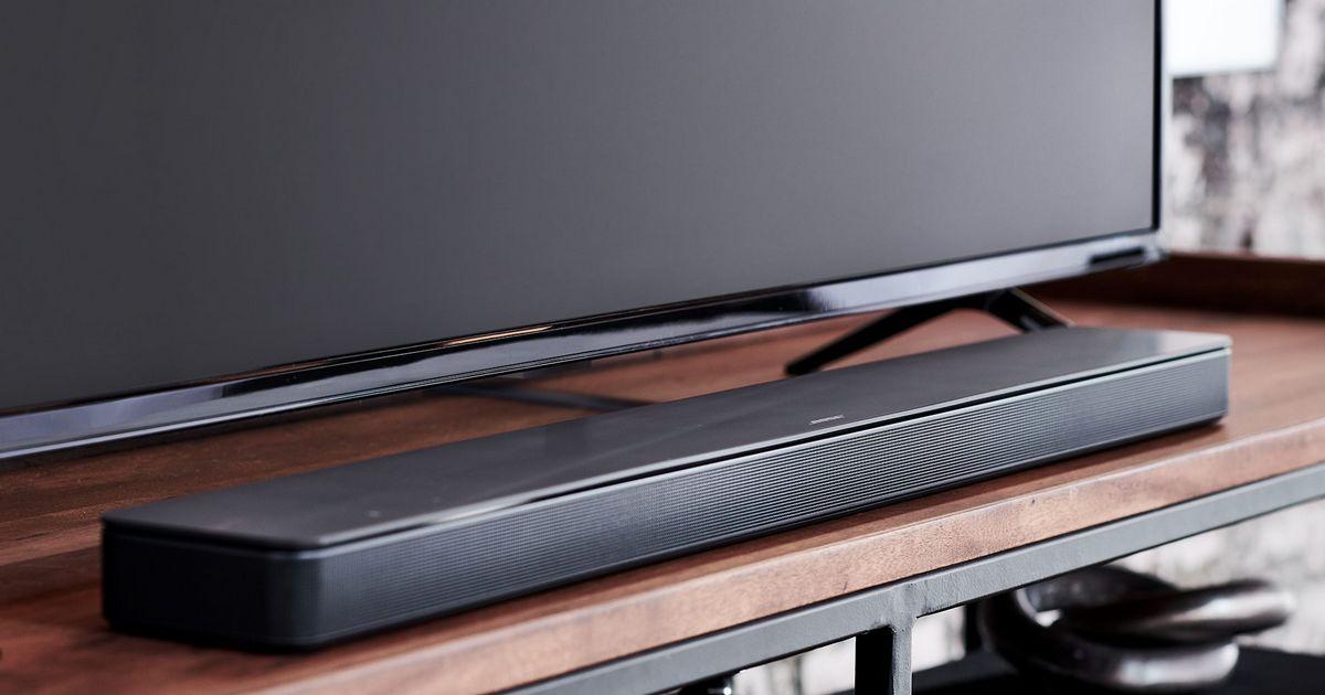 Bose Soundbar 500 avis et test
