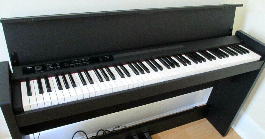 Korg LP-380 Clavier