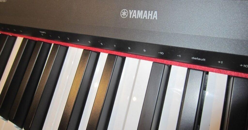 Yamaha P-115 clavier