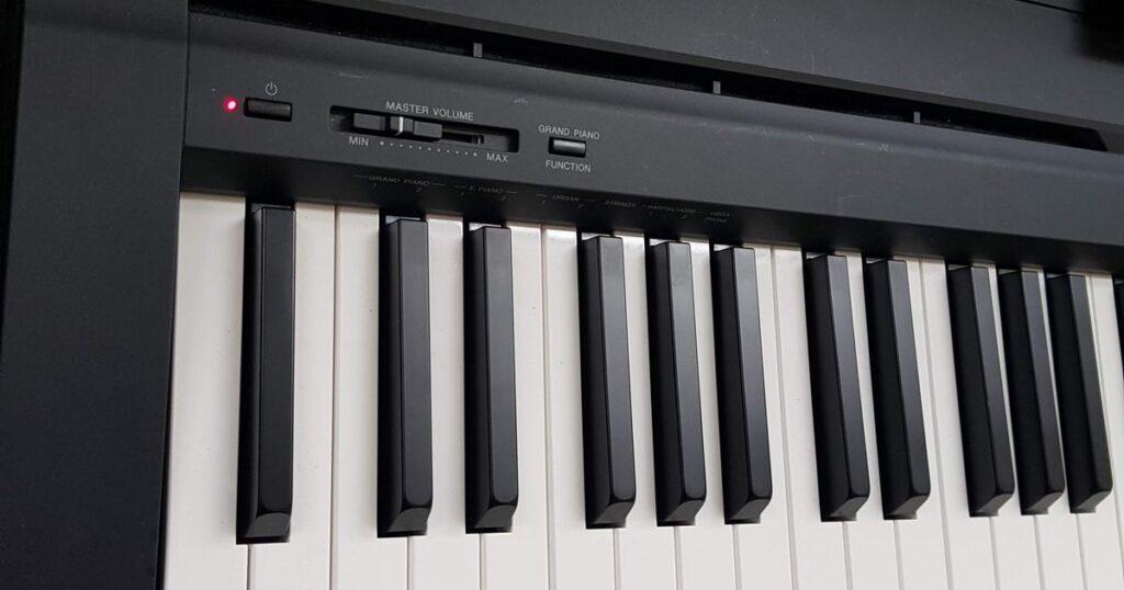 Yamaha P-35 clavier