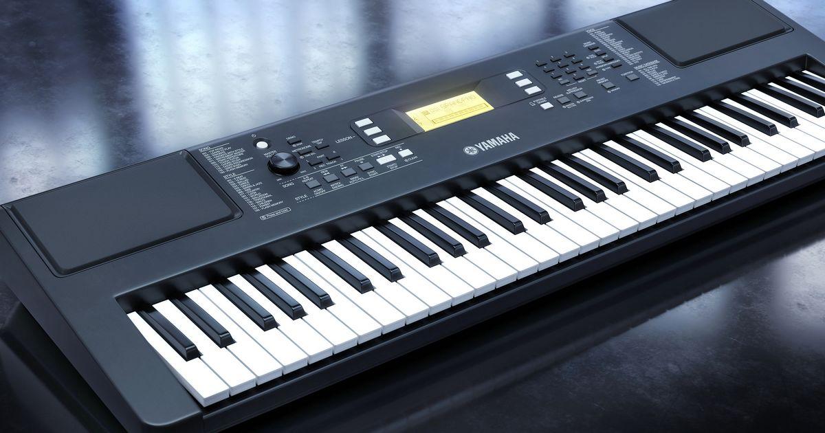 Yamaha-PSR-E363