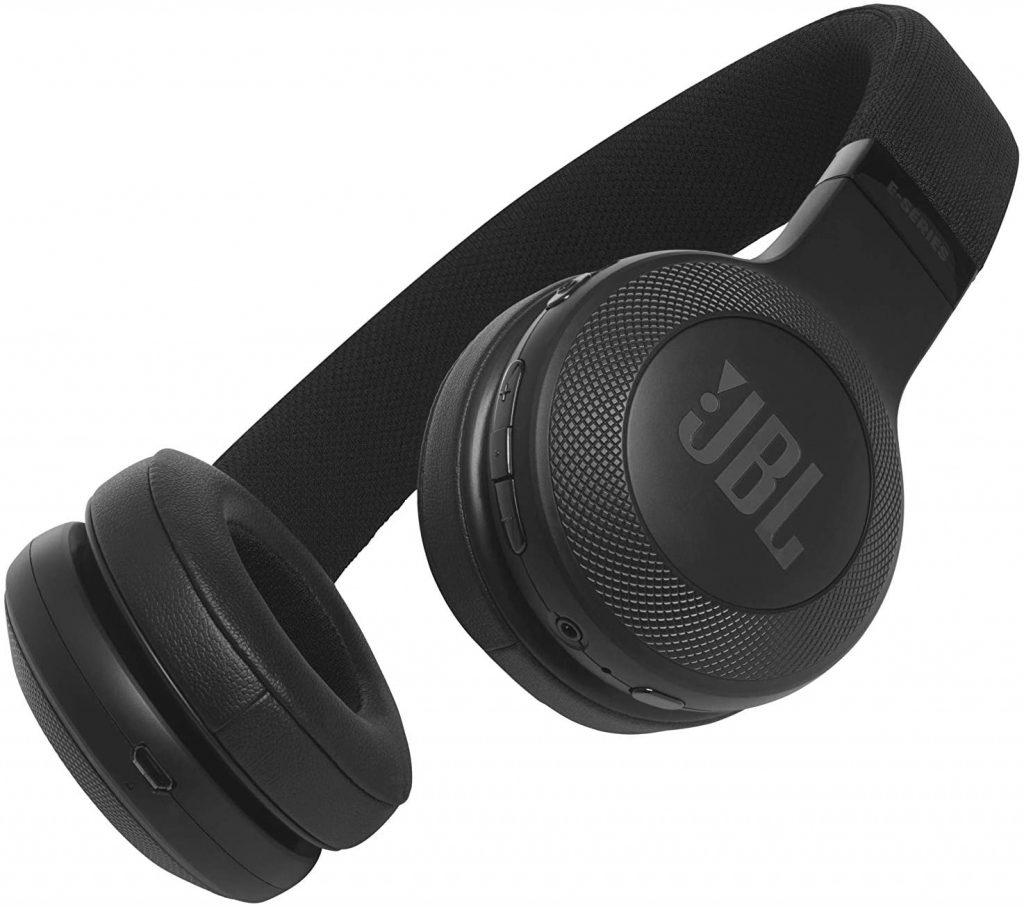 JBL Harman E45 Bluetooth On-Ear Headphone - Black